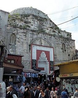 Mahmut Pasha Hamam Historic monument in Istanbul, Turkey