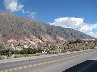 Maimará - Image: Maimará