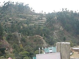 Maira Amjad Ali Union Council and Town in Khyber-Pakhtunkhwa, Pakistan