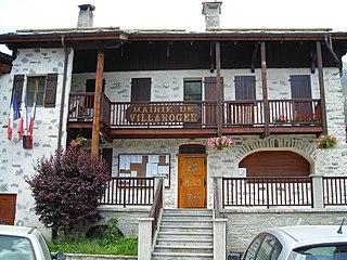 Villaroger Commune in Auvergne-Rhône-Alpes, France