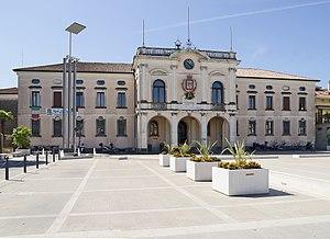 Mira, Veneto - Town Hall of Mira
