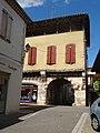 Maison, rue nationale, rue de l'Arceau (Gimont) 3.jpg