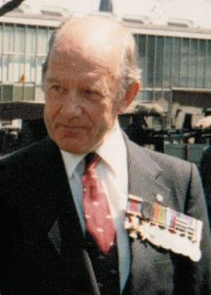 Michael Walsh (British Army officer) - Major-General Michael Walsh in 1987