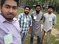 Maksudur Niloy with friends.jpg
