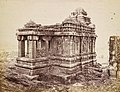 Malegitti Shivalaya temple ruins, Badami Karnataka.jpg