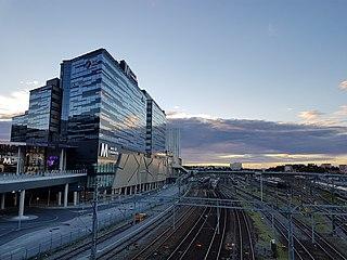 Swedish multinational telecommunication provider