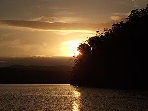 Mallacoota, Victoria - Mallacoota Lake sunset