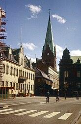 Fil:Malmö Sankt Petri kyrka,.jpg
