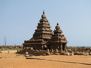Mamallapuram Shore Temple - 2007.