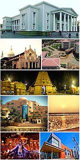 Mangalore City Corporation in Karnataka, India