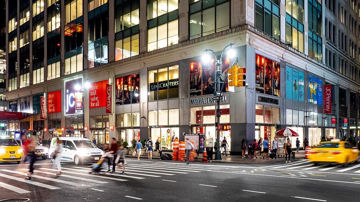 Manhattan Mall Wikipedia