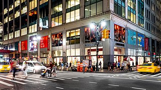 Manhattan Mall Shopping mall in New York, United States