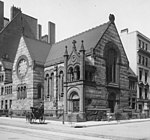 Manhattan St. James' Lutheran Church, southwest corner of 73rd Street and Madison Avenue, undated (ca. 1904) (cropped).jpg
