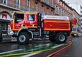 Manifestation agriculteurs Toulouse (07 novembre 2014) - Sapeurs Pompiers Francois Verdier.jpg