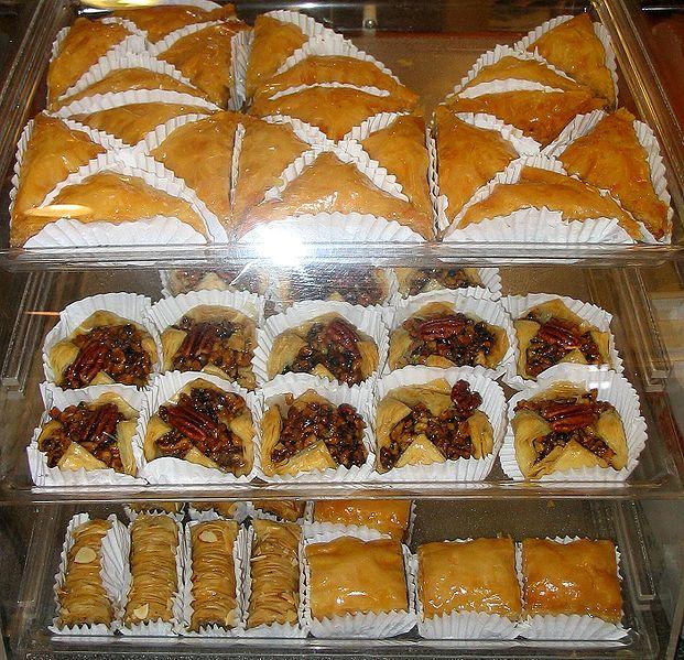Dulces típicos de Túnez