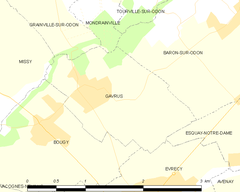 Map commune FR insee code 14297.png