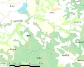 Map commune FR insee code 33053.png