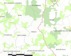 Map commune FR insee code 33173.png