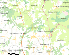 Map commune FR insee code 33473.png