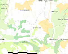 Map commune FR insee code 34307.png
