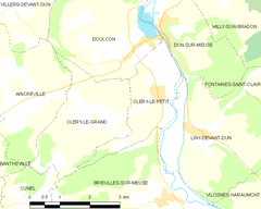 Map commune FR insee code 55119.png