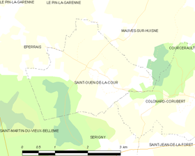 Map commune FR insee code 61437.png