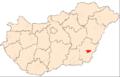 Map of Békéscsaba.png