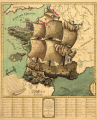 Map of France in the form of a ship (cropped).png