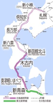 Hokkaido Shinkansen Line