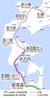 Map of Hokkaido Shinkansen.png