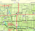 Map of Republic Co, Ks, USA.png
