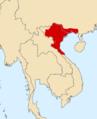 Map of Vạn Xuân Kingdom during Early Lý dynasty.png