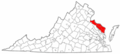 Map of Virginia highlighting Northern Neck2.png