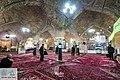 Marand bazaar mosque2.jpg