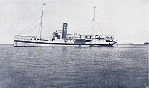 Italian hospital ship Marechiaro