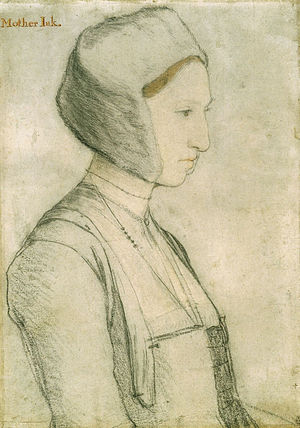 Margaret Clement - Image: Margaret Giggs by Hans Holbein the Younger