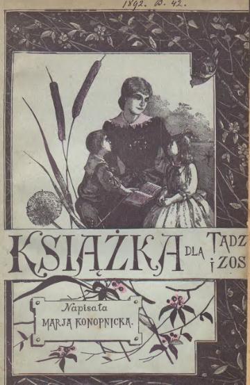 Książka Dla Tadzia I Zosicałość Wikiźródła Wolna Biblioteka