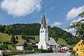 Maria Lankowitz Salla Pfarrkirche Westseite.jpg