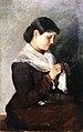 Marianne von Werefkin - Portrait of Vera Repin.jpg