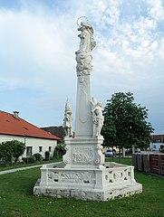 Maria column Stetteldorf am Wagram