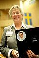 Marion Pedersen (V), Danmark, vid Nordiska radets session i Stockholm 2009.jpg
