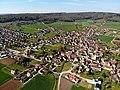 Markt Berolzheim Ortskern Luftaufnahme (2020).jpg