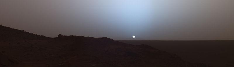 Atmosphere of Mars - Wikipedia