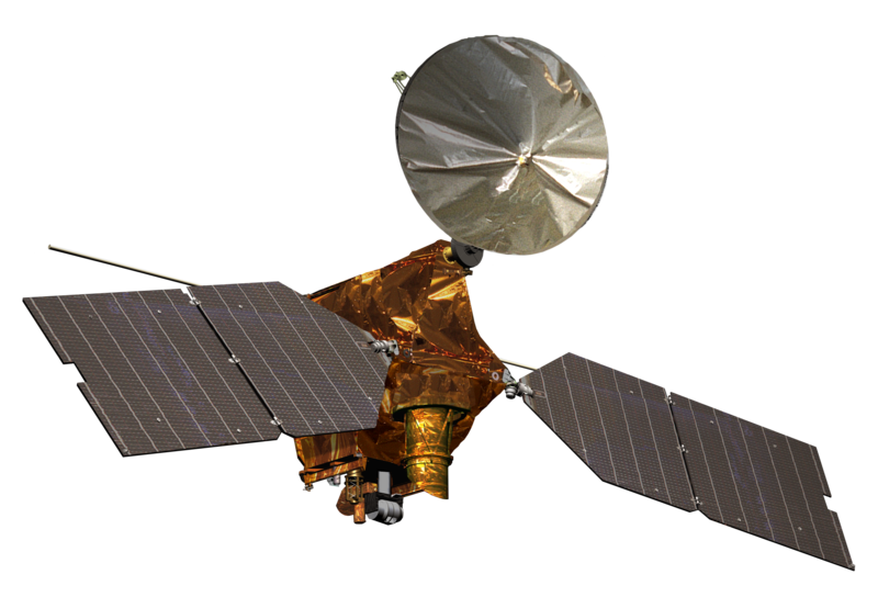 File:Mars Reconnaissance Orbiter spacecraft model.png
