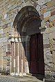 Marsal (Moselle) Église Saint-Léger Portail 527.jpg