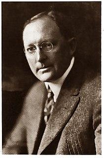 Marshall Stedman American actor (1875-1943)