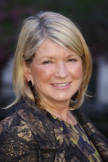 Martha Stewart American businesswoman, writer, television personality, and former fashion model