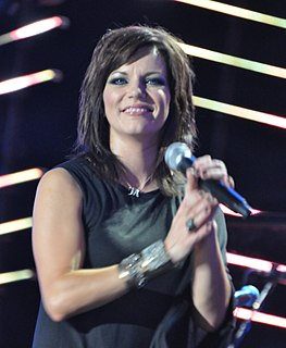 Martina McBride American country music singer and songwriter