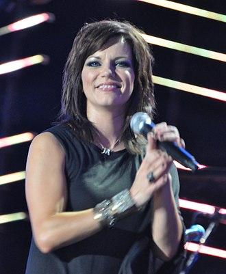 Martina McBride - McBride in 2010