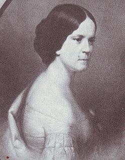 Mary Cyrene Burch Breckinridge Wife of vice-president of the U.S.